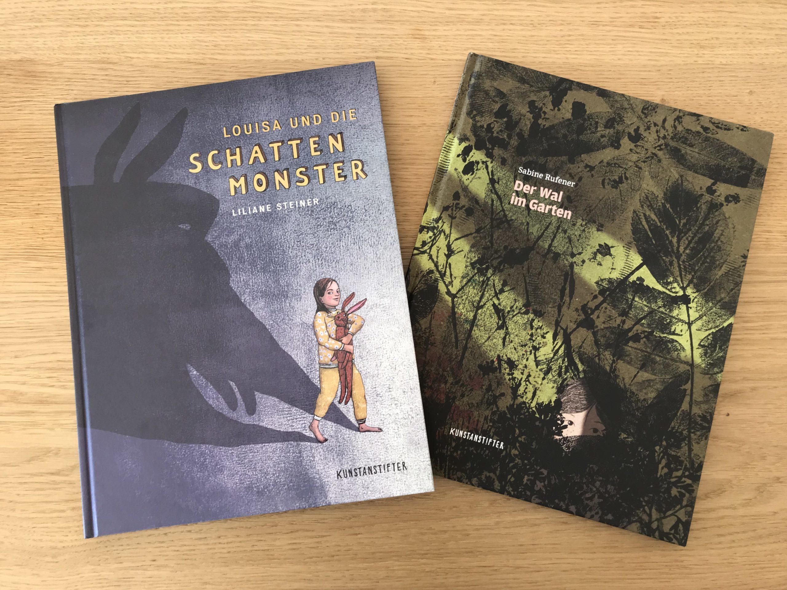 Lesung von Sabine Rufener und Liliane Steiner